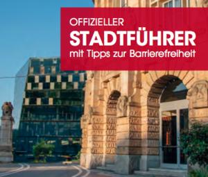 """Titelbild Stadtführer """"Freiburg für Alle"""""""