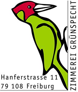 logo grünspecht