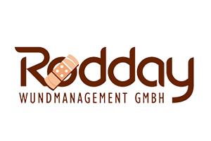 Logo Rodday Wundmanagement